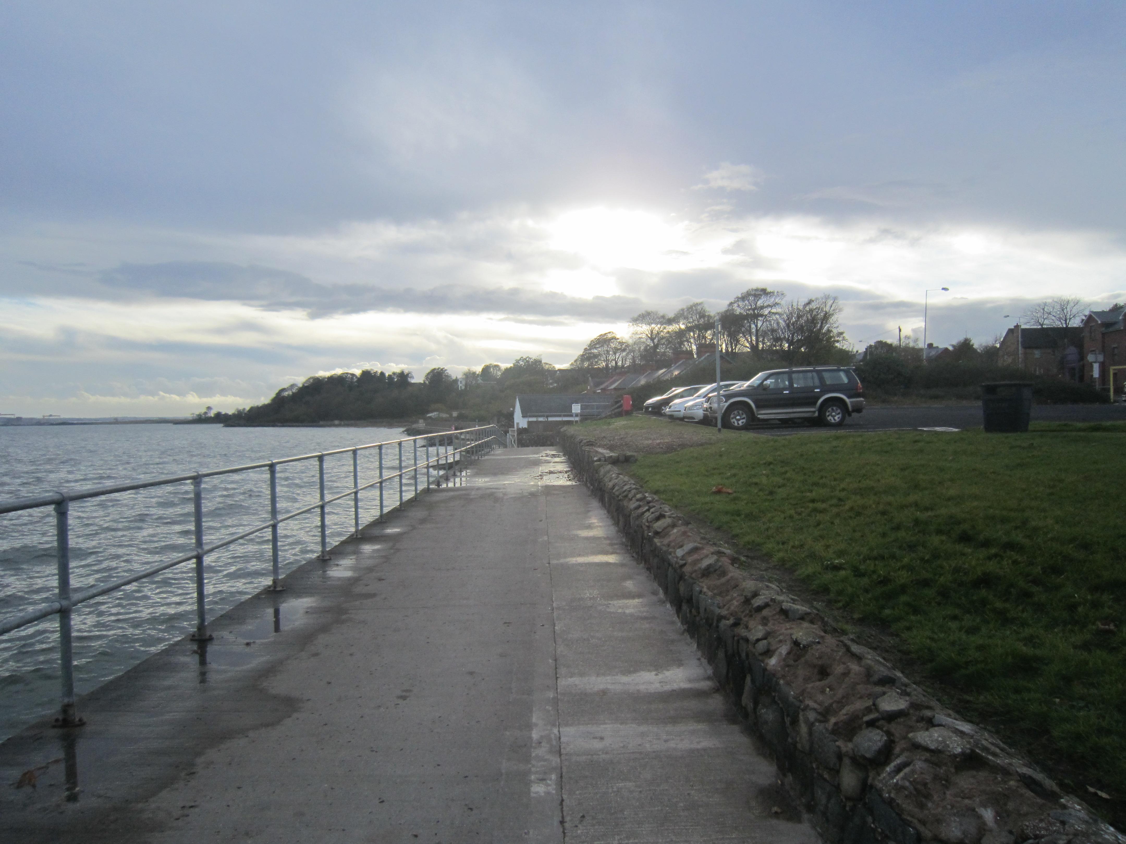 Loughshore park